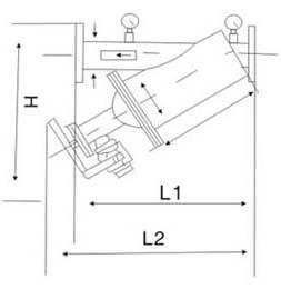SLVY手摇刷式过滤器
